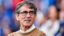El entrenador del Deportivo: