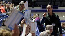 Die Hälfte Der Verspäteten Iowa Caucus Ergebnisse Erwarten Sie Am Ende Des Tages