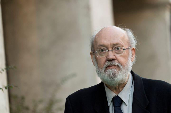 El director José Luis Cuerda en 2018.