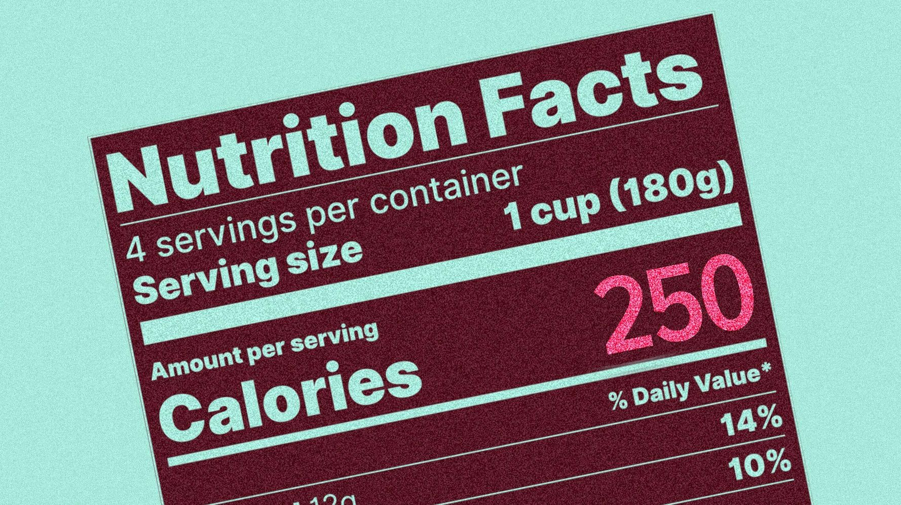 Counting Calories Is Basically Pointless. So Why Are We Still Doing It?