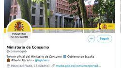 El Ministerio de Consumo de Alberto Garzón se convierte en 'trending topic' por cómo se ha estrenado en