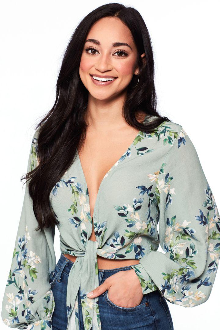 """Bachelor"" contestant Victoria Fuller."