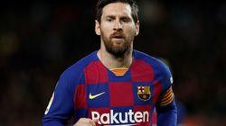 Leo Messi muestra su enfado en Instagram: