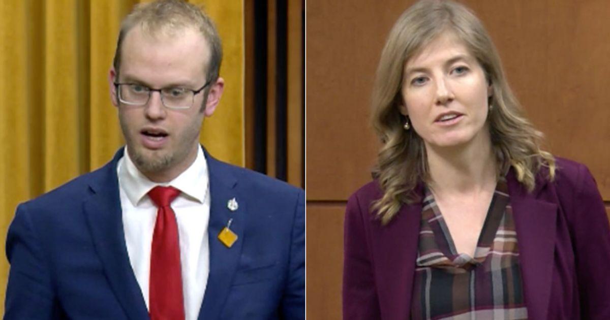 トリー・MPアーノルド・フィアセンは、彼女がセックスワークを「考えている」かどうかをNDP MPに尋ねたことを謝罪します