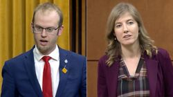 Tory MP Apologizes For Asking NDP MP If She 'Considered' Sex