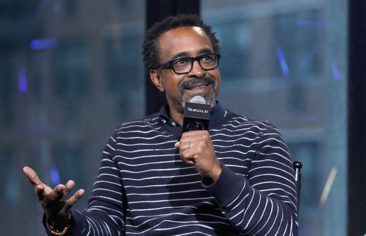 Tim Meadows attends the BUILD Speaker Series to discuss