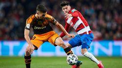 El Granada tumba al campeón (2-1) y se mete en semifinales de Copa de penalti en el último