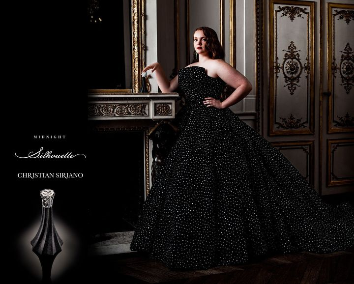 Siriano once again confirmed his commitment to inclusion with his latest campaign.