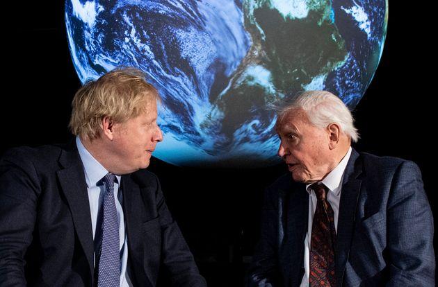 Can Boris Johnson Persuade Trump To Save The Planet?