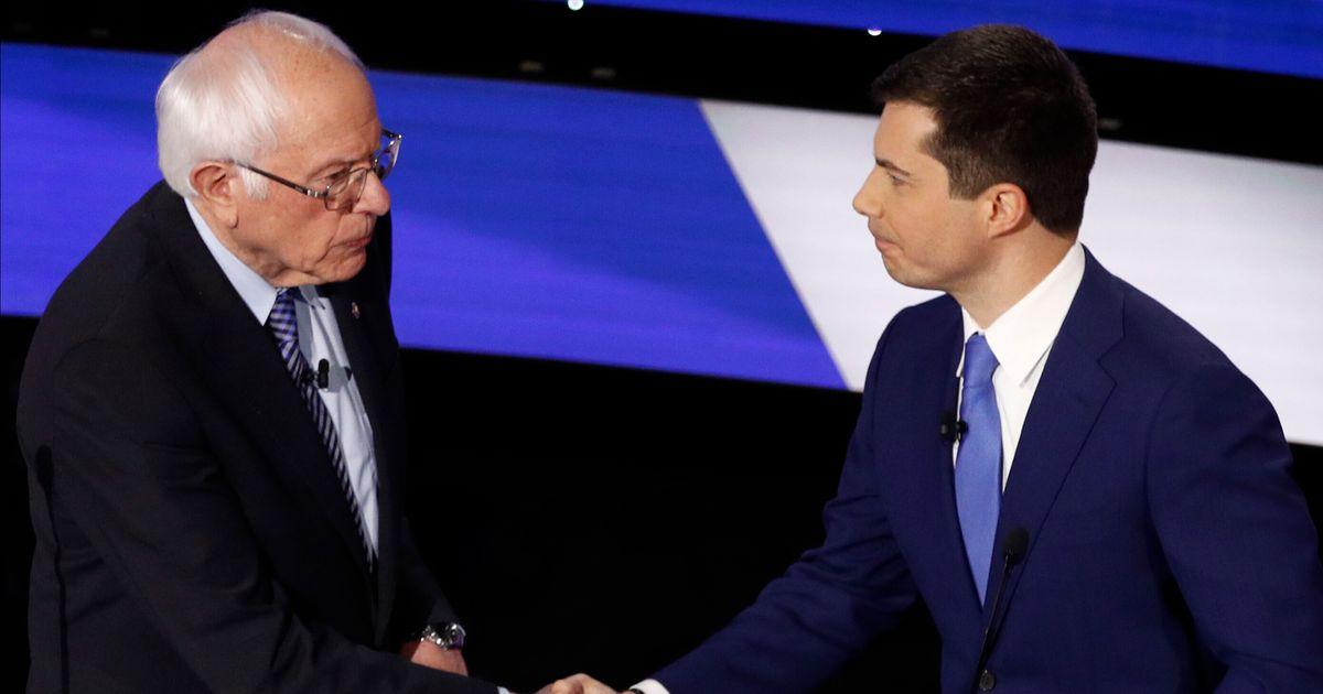 バティティエグ、サンダースは2020年のアイオワ民主党コーカサスの最新の結果でまだパックをリード