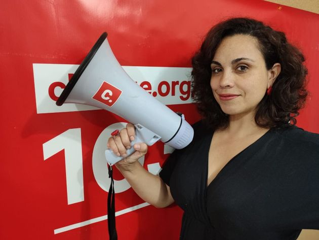 Monica Souza, diretora-executiva da Change.org