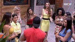 O dia em que as mulheres do 'Big Brother Brasil' se uniram contra o machismo dos
