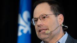 Leadership du PLQ: Alexandre Cusson perdra des centaines de milliers de