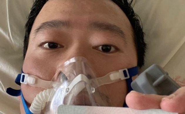 Dr Li Wenliang has been diagnosed with coronavirus after trying to warn others about the spread of the...