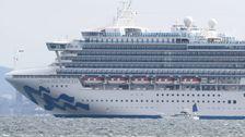 クルーズ船3,700隔離後10ボードテスト陽Coronavirus