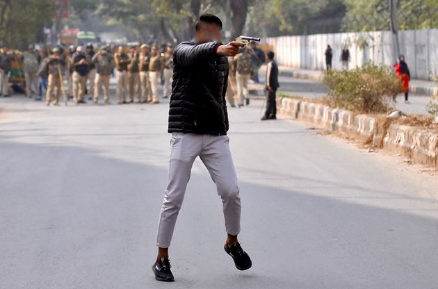 AAP Slams Delhi Police, Family Refutes Claim After Shaheen Bagh Shooter Linked To Party