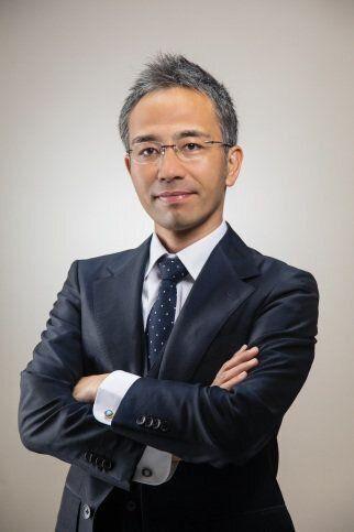 西村友作教授(対外経済貿易大学)