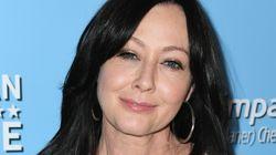 Shannen Doherty, Brenda en 'Sensación de vivir', revela que vuelve a tener