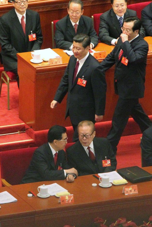 第18回共産党大会(2012年)