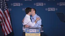 부티지지가 '게이'라는 사실을 뒤늦게 깨달은 민주당원의 격한