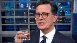 'Drunk At Work' Colbert Perfectly Sums Up What Pelosi Did To