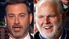 Kimmel Δείχνει Πώς Τραμπ Μετάλλιο Για Rush Limbaugh Είναι Ακόμη Χειρότερη Από ό, τι Νομίζετε