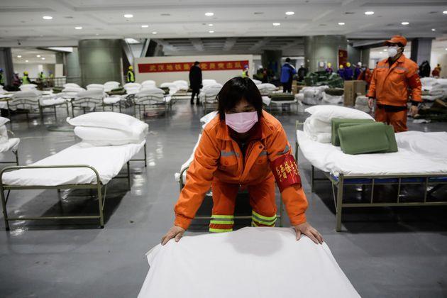 Κορονοϊός: Ακόμη 11 νοσοκομεία στην αποκλεισμένη Ουχάν χτίζει η κινεζική