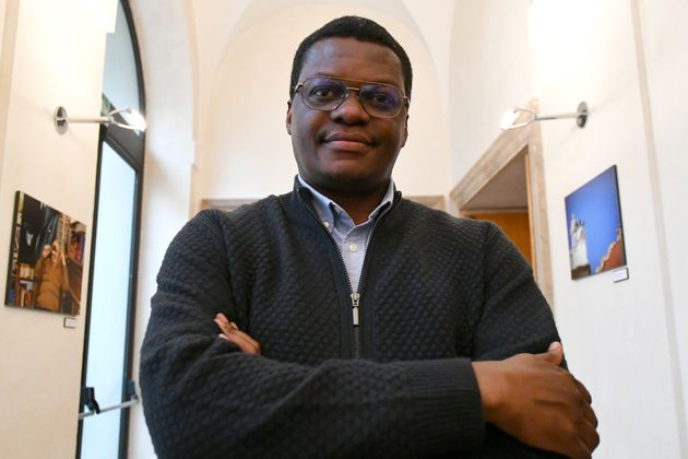 Stephen Ogongo, one of the founders of youth-driven