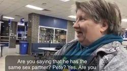 Cette électrice de Buttigieg apprend qu'il est gay, elle veut changer son
