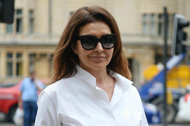 Zamira Hajiyeva arrives at Westminster Magistrates'
