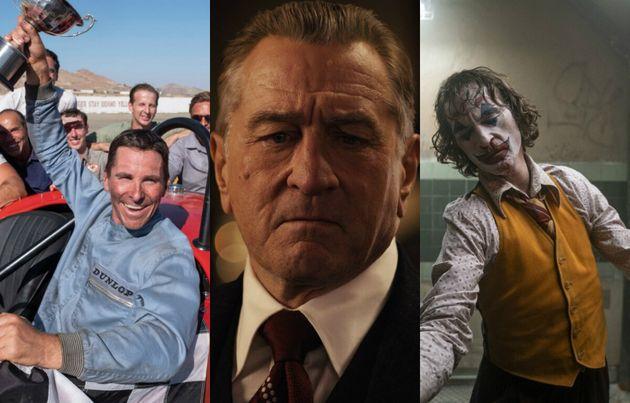 «Ford v. Ferrari», «The Irishman» et «Joker», trois films nommés...