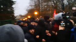 À Rennes, des dizaines de CRS mobilisés pour permettre la tenue d'épreuves du