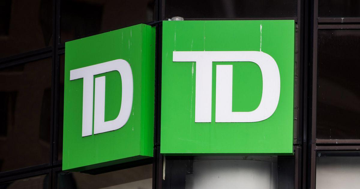 TD銀行はストレステストに使用される5年の掲示された抵当率を削減します