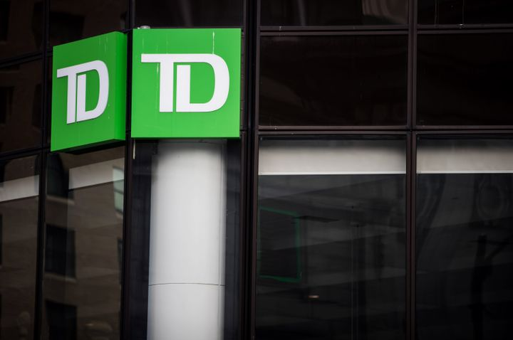 A TD Bank branch is seen here in Vancouver on Aug. 30, 2018. The financial institution's latest fixed-mortgage rate on five-year terms is now 4.99 per cent, the lowest among Canada's big banks.