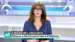 """Ana Rosa atiza a un integrante de este partido: """"Tú no estás autorizado a utilizar Twitter porque eres"""