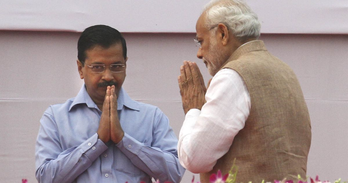 How Modi Stopped Kejriwal From Appointing Anti-Corruption Officer In His Office