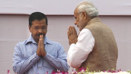 How Modi Stopped Kejriwal From Appointing Anti-Corruption Officer In His