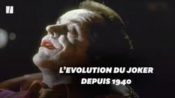 Le Joker, personnage clé de la pop culture depuis 80