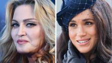 Madonna Telah Cukup Menawarkan Untuk Meghan Dan Harry