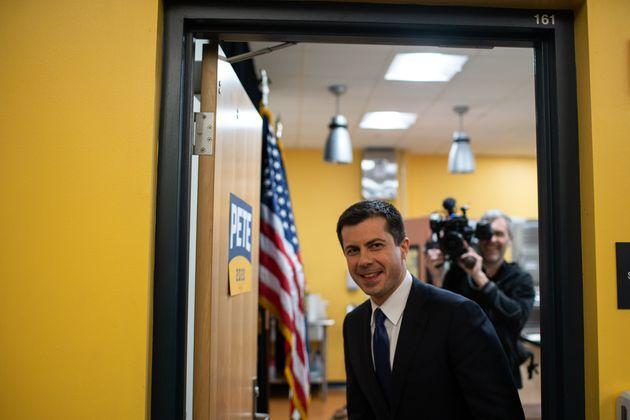 L'un des candidats démocrates à l'élection présidentielle américaine...