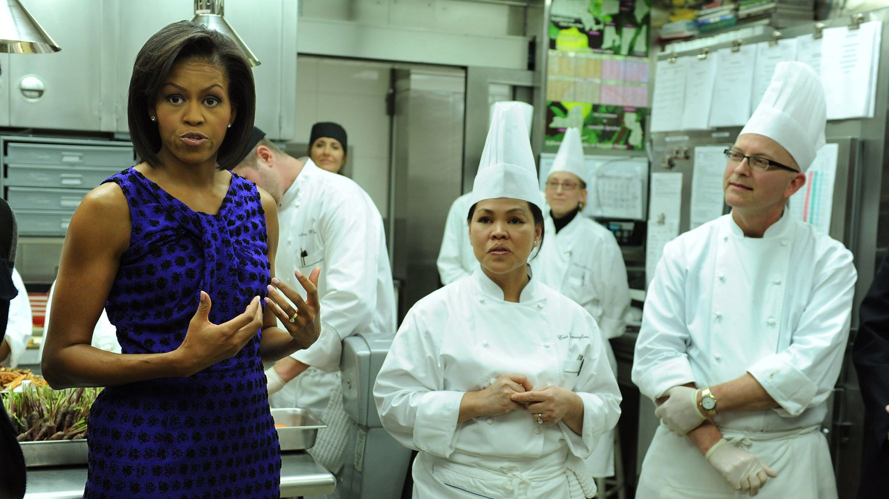 This Is What It's Like To Cook For The President