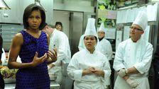 Wie Es ist, Zu Kochen Für Den Präsidenten
