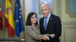 Gobierno central y vasco aceleran el traspaso de competencias