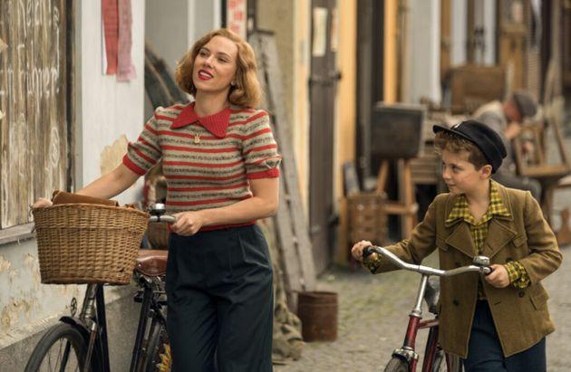 Scarlett Johansson eRoman Griffin Davis são dois grandes acertos de