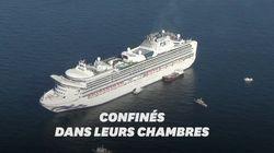 Au Japon, au moins dix personnes contaminées par le coronavirus dans un bateau de