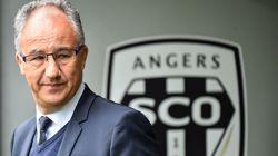 Le président du SCO d'Angers mis en examen pour agressions sexuelles