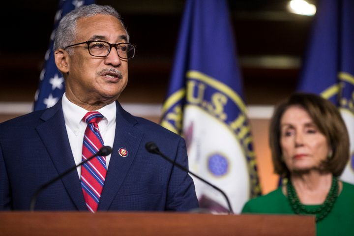 Rep. Bobby Scott (D-Va.) has been spearheading the push to pass the PRO Act, which aims to revitalize unions.