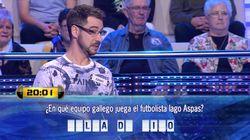 El clamoroso error de un concursante en 'Ahora Caigo': su respuesta ya es historia de la