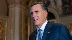 Mitt Romney vote pour condamner