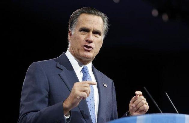 Mitt Romney, senador republicano por